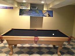 kasson pool table prices pool table chicago used slate pool tables chicago