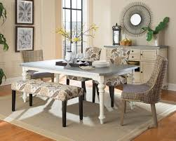 Dining Room Appelaing Country Asian Inspired Dining Room Design - Decor for dining room table