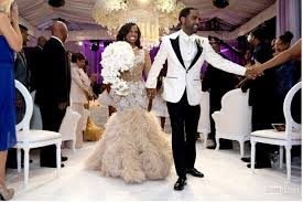 coming to america wedding dress inside kandi burruss and todd tucker s wedding day essence
