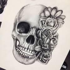 skull tattoos tatting and piercings