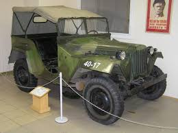 russian military jeep wwii russian gaz jeep page