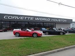 corvette houston houston tx 77090 car dealership and