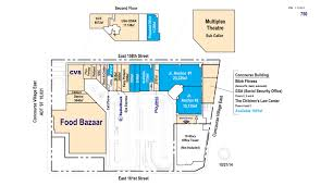 bronx ny concourse plaza retail space kimco realty