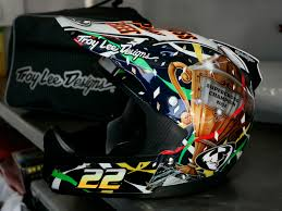 Anyone Else Miss Custom Painted Helmets Moto Related