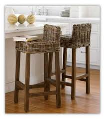 rattan kitchen furniture furniture fascinating rattan bar stools for furniture dining room