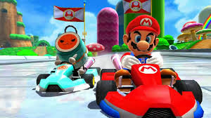 the history of mario kart feature prima games