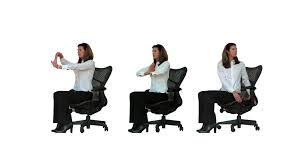 desk exercises at the office office workout moves you can do right at your desk