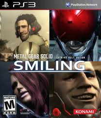 Metal Gear Rising Memes - shit eating grin dlc added metal gear rising revengeance know