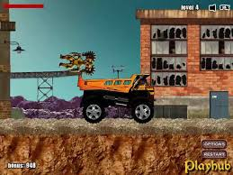 money truck free games agame