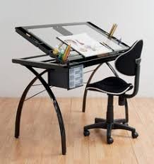 Contemporary Drafting Table Studio Designs Futura Craft Station 43 In W X 24 In D X 31 1 2 In