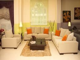 Living Room Ideas With Cream Leather Sofa Amazing Feng Shui Living Room With Cozy Cream Leather Sofa And