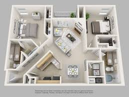 park on clairmont apartments floor plans and models