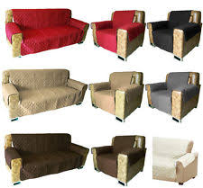 Armchair Protectors Covers Chair Arm Covers Ebay