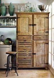 Kitchen Cabinet Furniture Best 25 Free Standing Pantry Ideas On Pinterest Standing Pantry