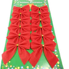 decorative tree bows wanker for