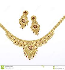 gold necklace with earrings images Gold necklace and matching earrings editorial photo image of jpg