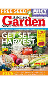 kitchen collection magazine kitchen garden magazine the uk s no 1 for growing your own fruit