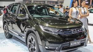 New Honda Crv Diesel New Honda Cr V 2017 7 Seater Exterior Interior Youtube