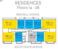 icon south beach floor plans the bond on brickell condos
