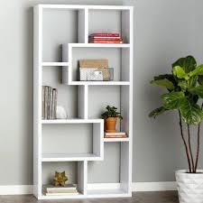 designer wall modern bookshelf designs viewspot co