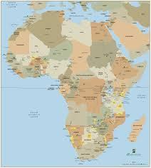 africa map kalahari desert namib desert map of images