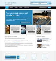 html business templates free download with css 15 business website templates u0026 themes free u0026 premium free