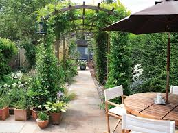 Small Yard Design Ideas HGTV - Small backyard patio design