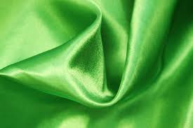 satin rectangular 90 x 132 inch tablecloth green at cv