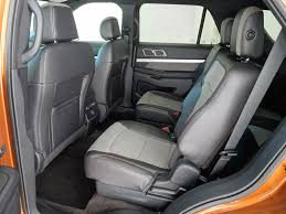 Ford Explorer Bucket Seats - 2017 new ford explorer xlt fwd at fairway ford serving youngstown