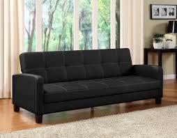 Black Sofa Sleeper Delaney Sofa Sleeper