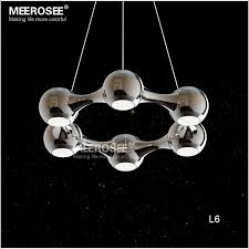 led suspended lighting fixtures modern led pendant lights led circle suspension hanging l
