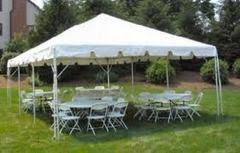 chair and tent rentals table chair and tent rentals by jumpin beans rentals