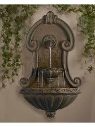 mura elegante wall fountain wall fountains fountain and elegant
