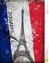 Paris Flag Image Drawn Flag France Flag Pencil And In Color Drawn Flag France Flag