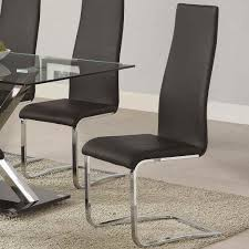 dinning leather dining room chairs fabric dining chairs leather