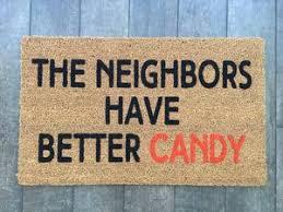 Fun Doormat Halloween Fun U2013 Nickel Designs Doormats
