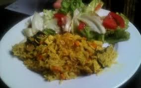 cuisiner tofu fumé recette riz et tofu fumé au curry pas chère et simple cuisine étudiant