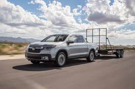 honda pickup truck 2018 review ridgeline test drive gas mileage