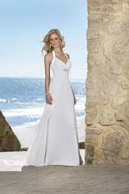 casual wedding dresses uk new arrival halter court chiffon casual wedding dresses 731376556586237 jpg