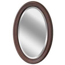 Wayfair Bathroom Mirrors - oval bathroom mirrors you u0027ll love wayfair