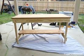 Kids Work Bench Plans Kids Workbench Plans