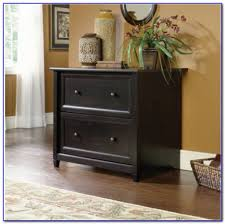 Wooden Lateral File Cabinet by 2 Drawer Lateral File Cabinet Black Wood Cabinet Home