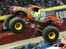 monster truck show today monster trucks to shake rattle roll at expo center news