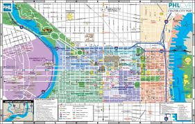 Map Of Chicago Hotels by Philadelphia Maps Pennsylvania U S Maps Of Philadelphia