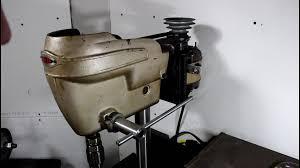 dunlap 103 23622 craftsman benchtop drill press youtube
