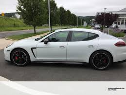 matte black porsche panamera certified pre owned 2016 porsche panamera gts one owner and low miles