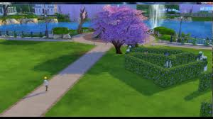 jonghyun u0027s labyrinth park in sims 4 youtube