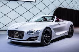 bentley roadster fifth bentley model will be electric sports car autocar