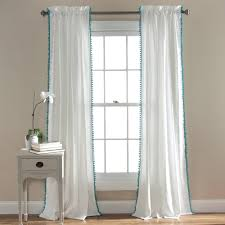 Single Window Curtain by Polka Dot Blackout Window Curtain Set