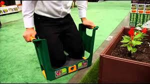 Garden Kneeler Bench Df Omer Garden Kneeler Youtube